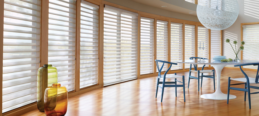 Window coverings, drapery, blinds and window treatments in Nashville, TN, Franklin, TN and Brentwood, TN at Blinds & Designs.