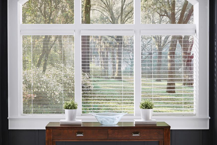 Wood blinds, find blinds and window treatments in Nashville, TN, Franklin and Brentwood, TN at Blinds & Designs.
